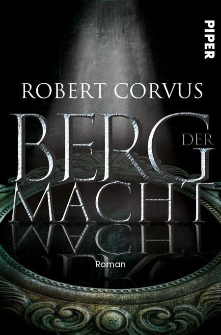 "Cover ""Berg der Macht"""