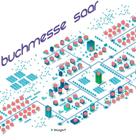 Messestadt Buchmesse Saar 2020