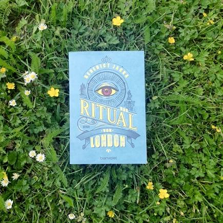 """Cover """"das Ritual von London"""""""