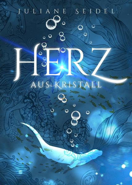 "Cover ""Herz aus Kristall"""