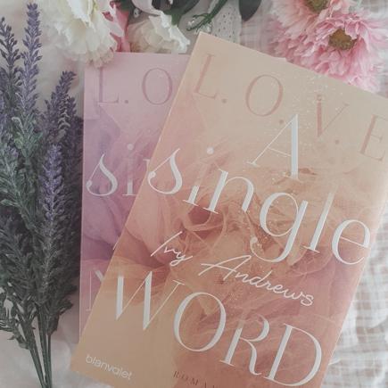 """Cover """"A single Word"""" und """"A single Night"""" zusammen"""