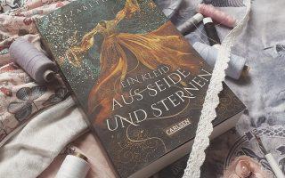 """Cover """"Ein Kleid aus Seide und Sternen"""""""