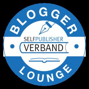 Logo der Bloggerlounge des Selfpublisher-Verband