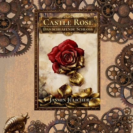 "Cover ""Castle Rose"""