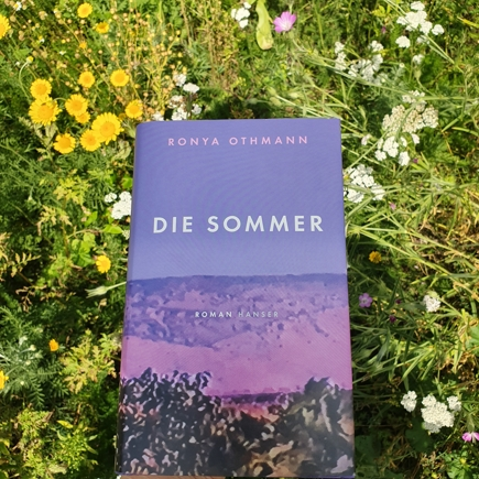 """Cover """"Die Sommer"""""""