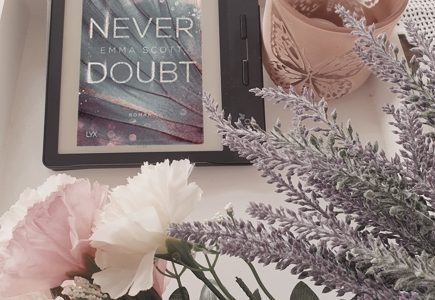 "Cover ""Never Doubt"" (E-Book)"