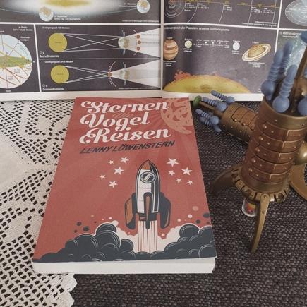 """Cover """"Die Sternenvogelreisen"""""""