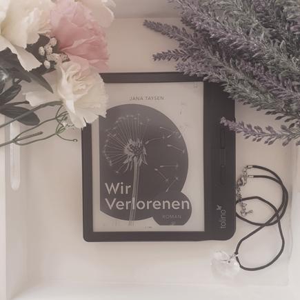 """Cover """"Wir Verlorenen"""" auf dem Tolino E-Reader"""