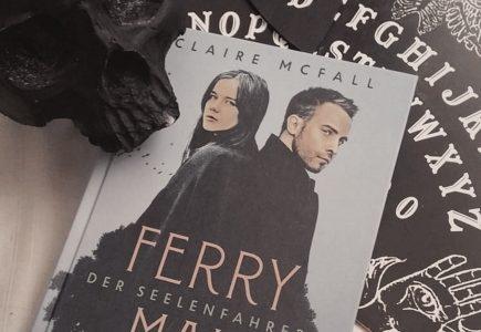 "Cover ""Ferryman - Der Seelenfahrer"""