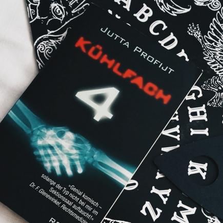 """Cover """"Kühlfach 4"""""""