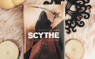 """Cover """"Scythe"""" Band 1"""