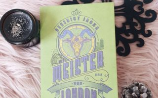 "Cover ""Der Meister von London"""