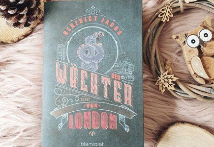 """Cover """"Der Wächter von London"""""""