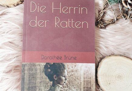 """Cover """"Die Herrin der Ratten"""""""